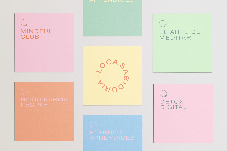 Arquitectura de marca Loca Sabiduría